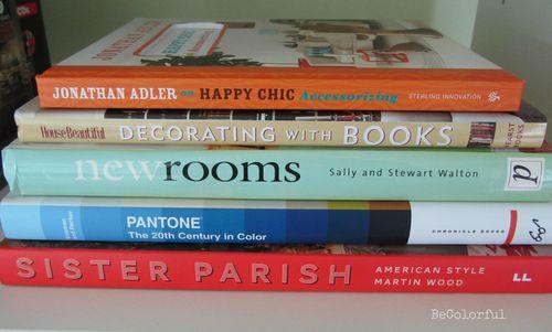 Green room books
