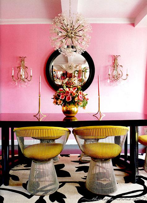 Betsy johnson pink
