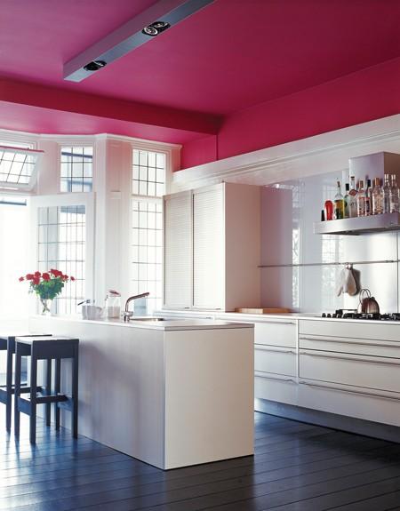 Pink_ceiling_kitchen_FE08 via design style