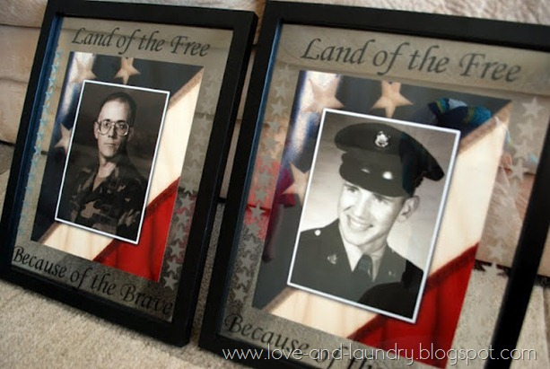 Military Patriotic Photo Frames[3]