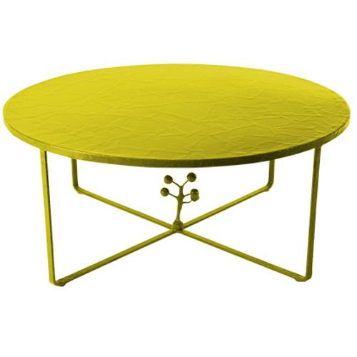 Justin-table-chartreuse