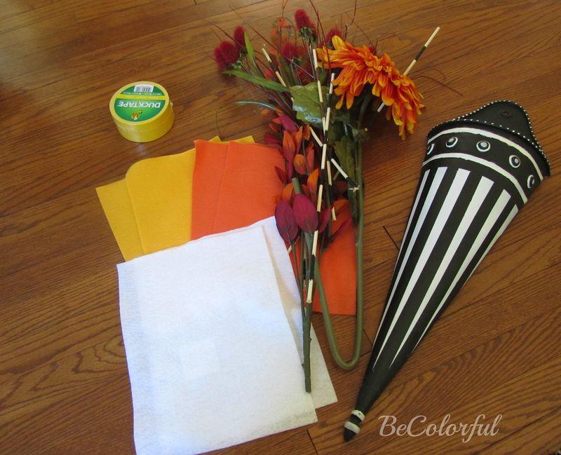 Fall Front door supplies