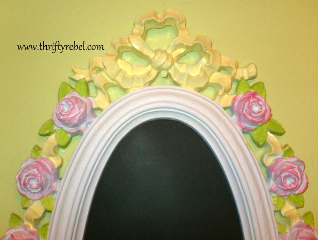 Rose Mirror 1