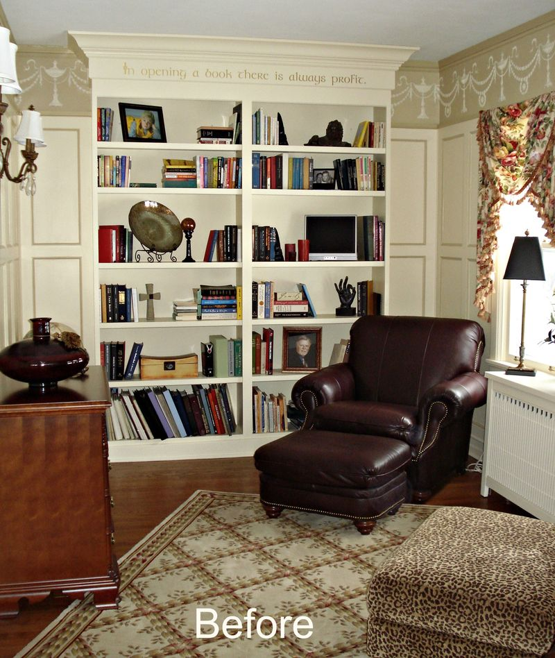 Library circa 2008 with rug.jpg