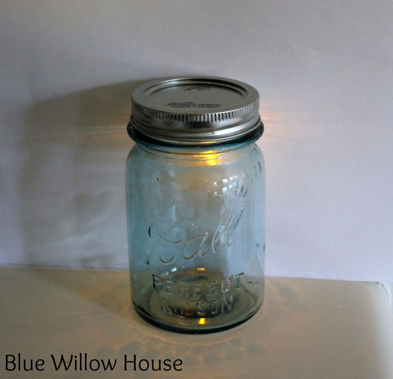Lighted-Mason-Jar