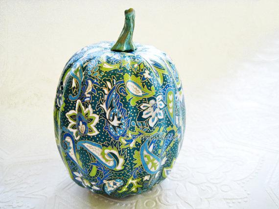 Http-::www.etsy.com:listing:96718583:pumpkin-ornament-squash-ornament-paisley