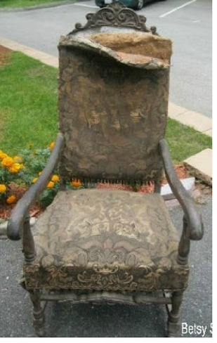 Betsy speert's chair