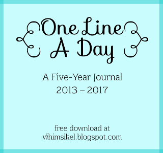 Line A Day free download