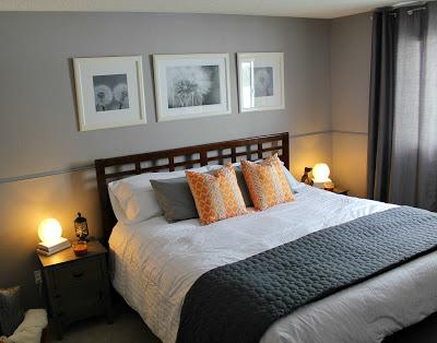 Grey bedroom 9
