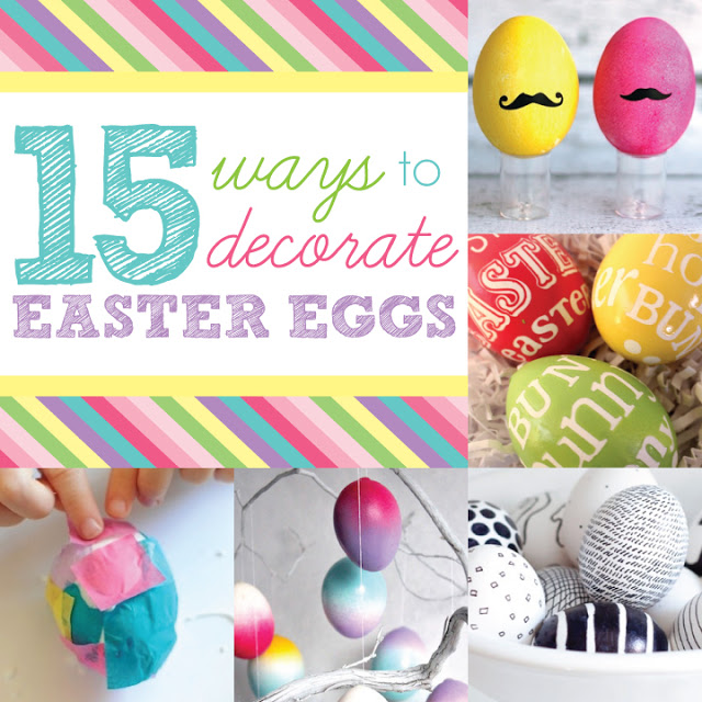 15 Egg Decorating