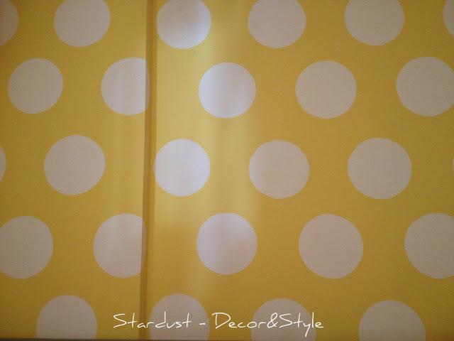 How i created polka dots