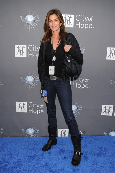 Cindy+Crawford+Boots+Motorcycle+Boots+No8ExFdO9dEl