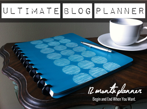 Ultimate-Blog-Planner