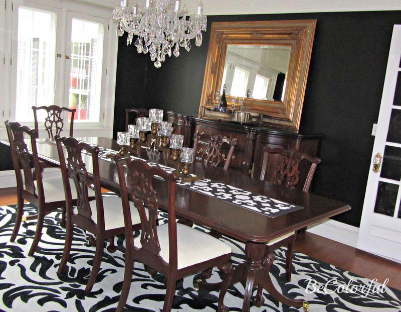 Dining Room Black Towards Breezeway No Rail