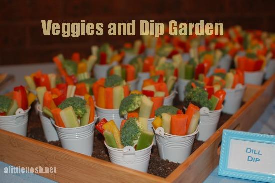 Veggies-dip