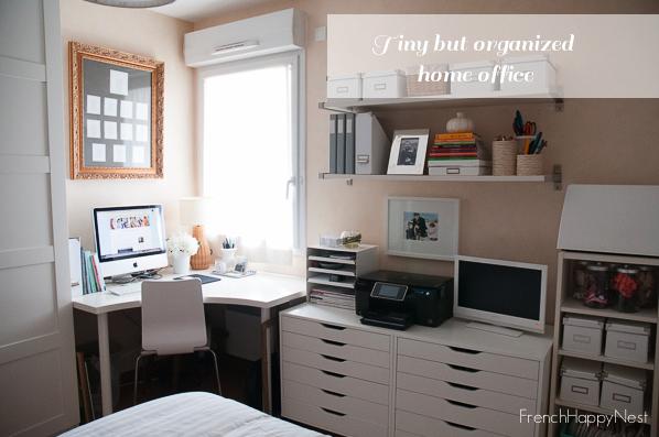 FrenchHappyNest-OrganizedHomeOffice