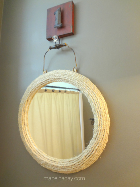 Rope-mirror