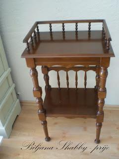 Romantic Shabby Chic Furniture Redesign (25)