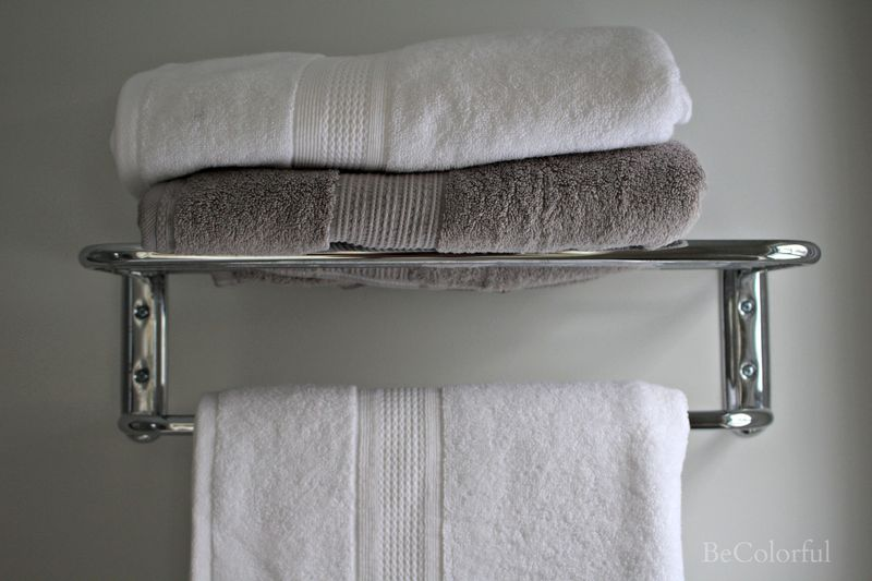 Hotel style towel shelf.jpg