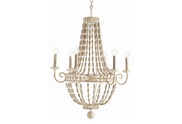 Louis chandelier by Arteriors