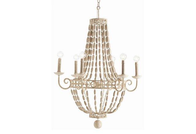 Louis chandelier by Arteriors