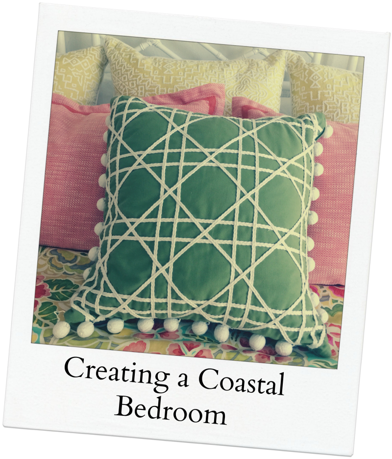 Creating a coastal bedroom