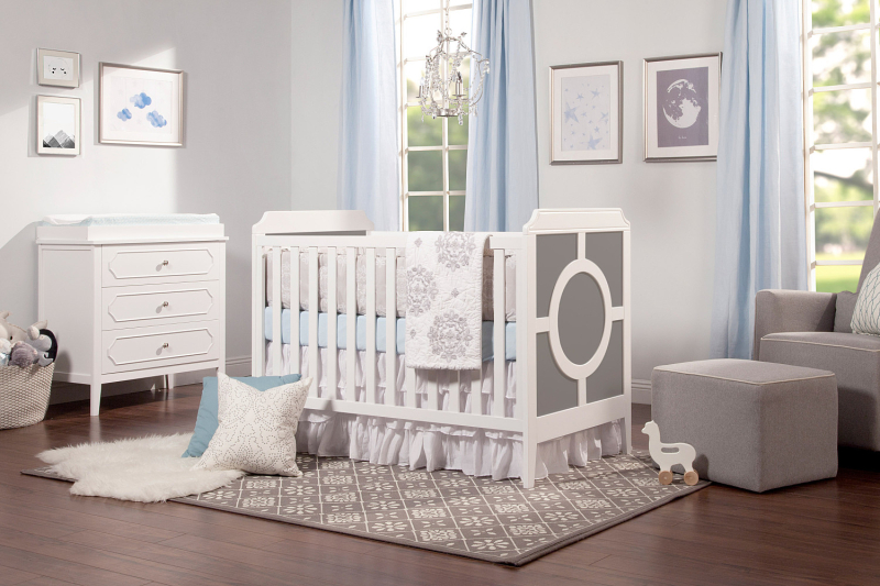 Poppy divinci crib