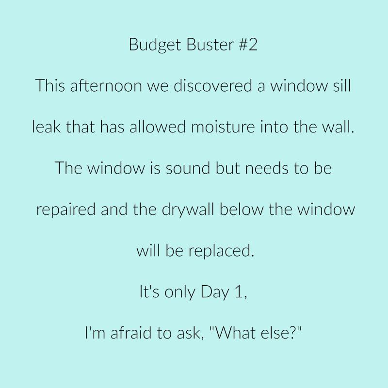 Day 1 window