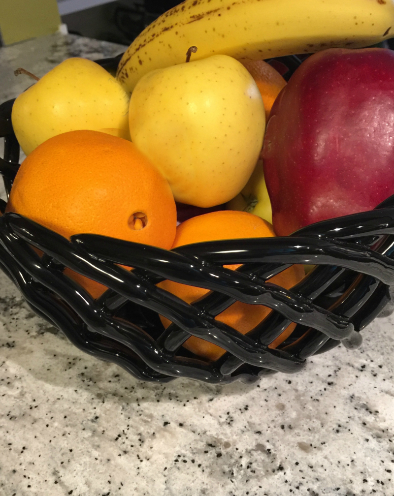 Mom's fruit bowl