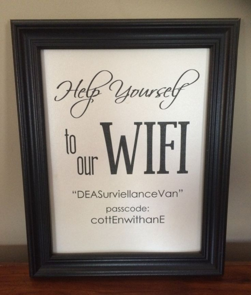 Guests wifi