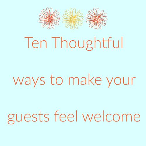 Ten Ways Guests promo