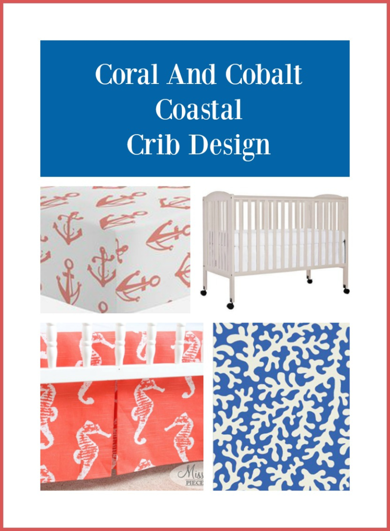 Coral and Cobalt Coastal
