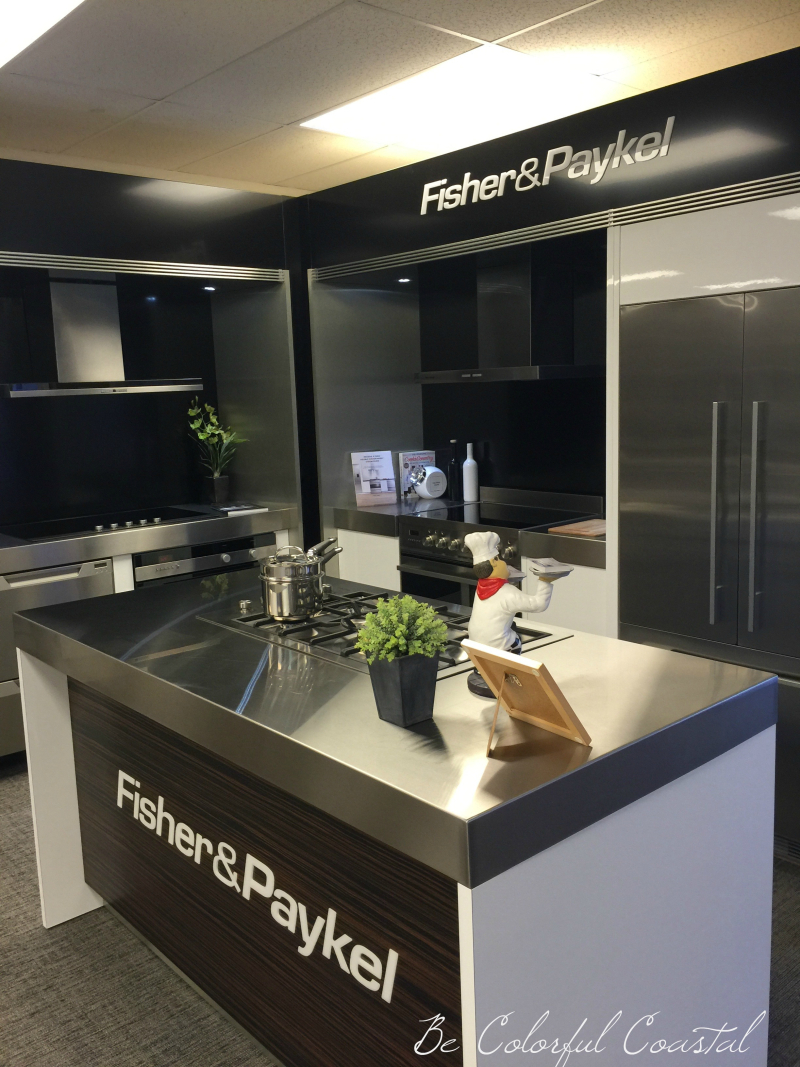 Fisher & Paykel display