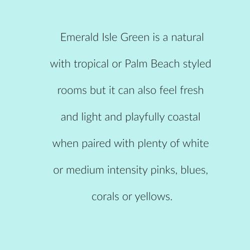 Emerald Isle Green p 4