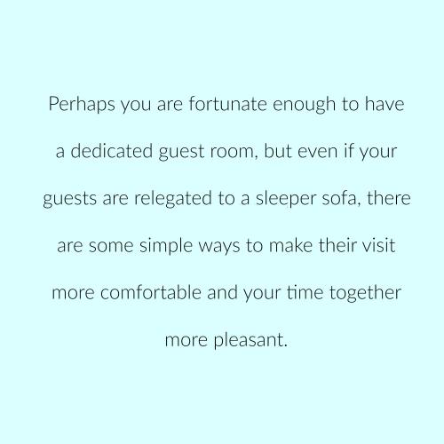 10 ways guests p 1