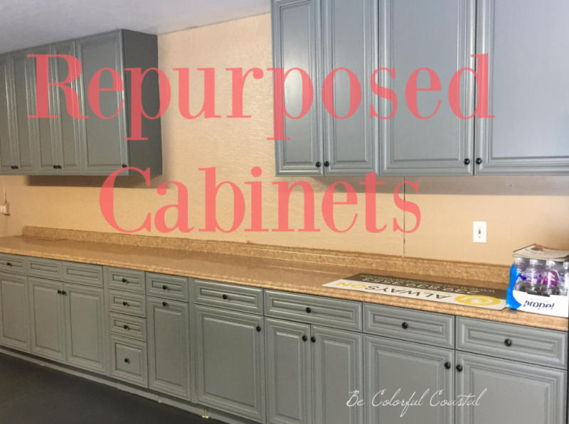 Repurposed Cabinets