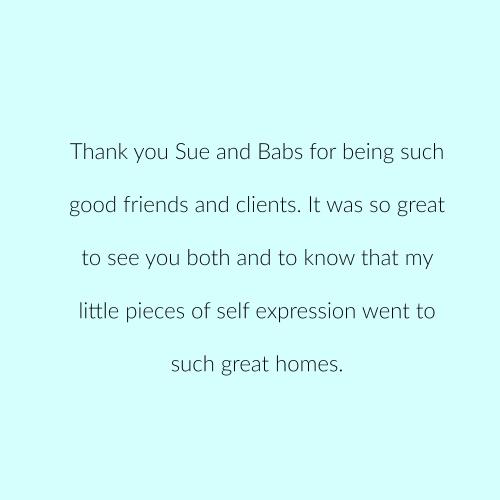 Sue's place p 4