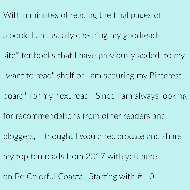Books recommendations 2017 p 2
