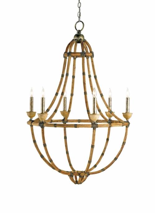 Currey chandelier