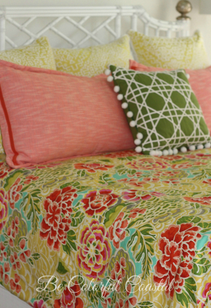 Coconut Grove Bedding