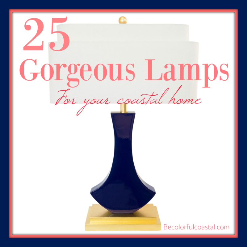 25 lamps