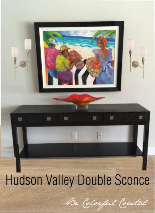 Hudson Valley Sconces