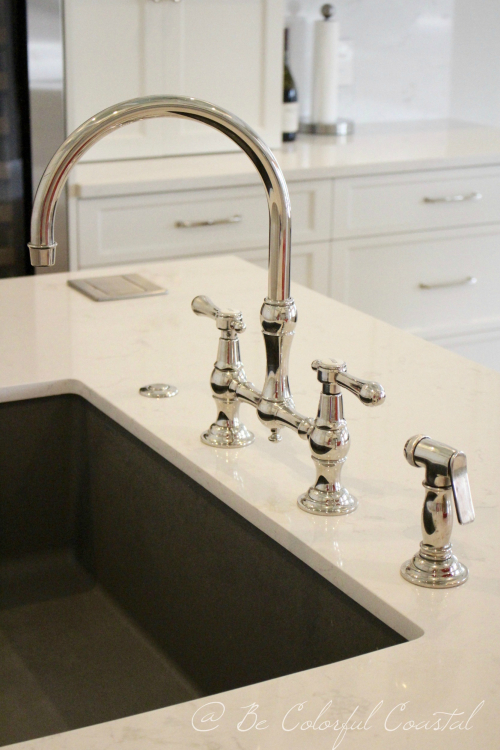Newport Brass Chesterfield Bridge Faucet