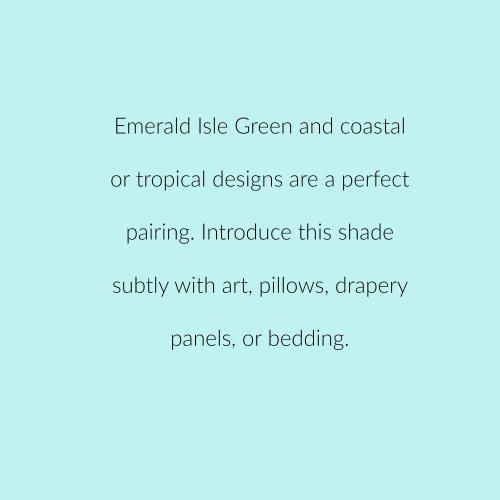 Emerald Isle Green p 2