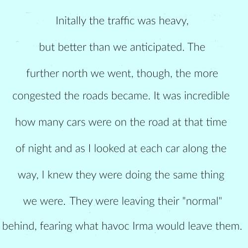 Irma traffic 1