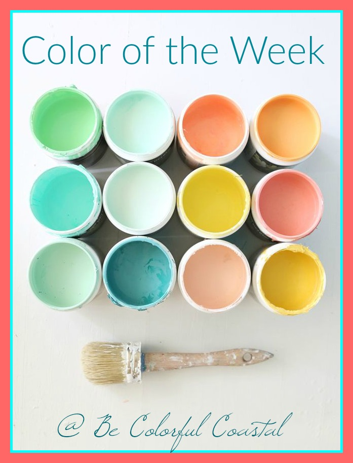 Be Colorful Coastal: Coastal Color of the Week: Lily Lavender