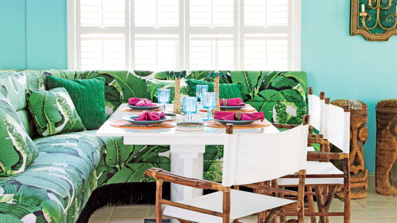Coastal Living Jungle Fever https-::www.coastalliving.com:homes:decorating:our-fifteen-prettiest-island-rooms#tropical-dining-room