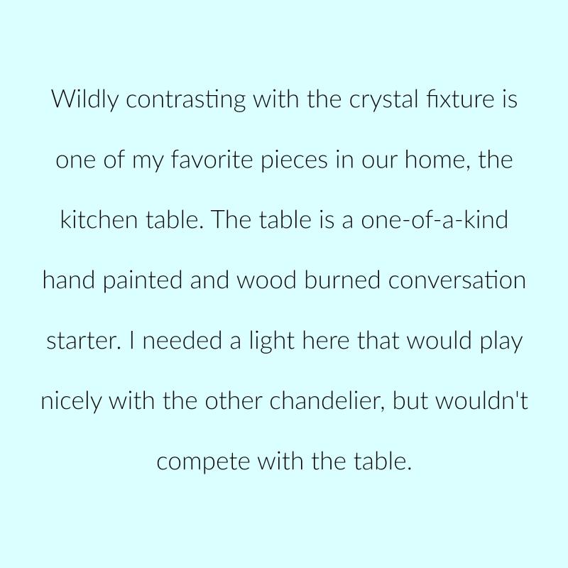 Kitchen table light p 3