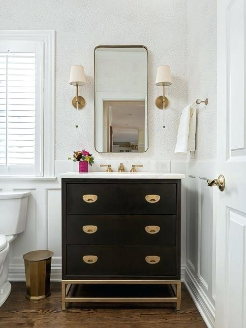 Beautiful-powder-rooms-powder-room-small-transitional-medium-tone-wood-floor-and-brown-floor-powder-room-idea-in-beautiful-modern-powder-rooms