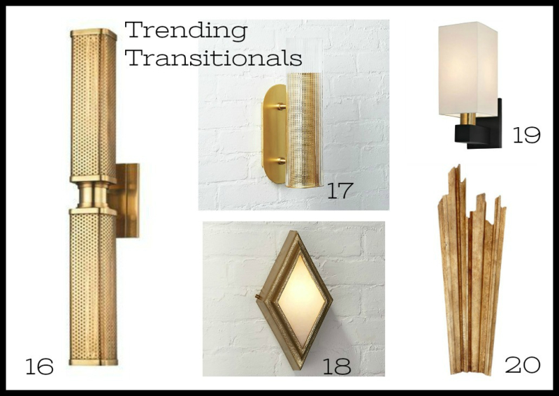Trending transitionals